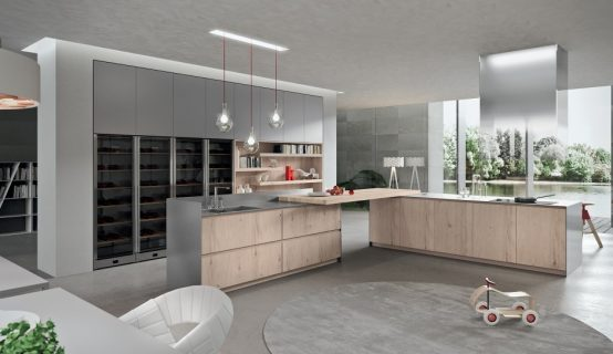 Nest Studio kitchens